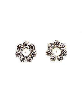 Lizzie Lee Pearl Flower Earring