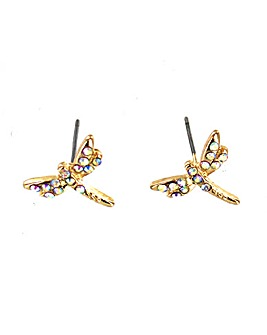 Lizzie Lee Dragonfly Earring