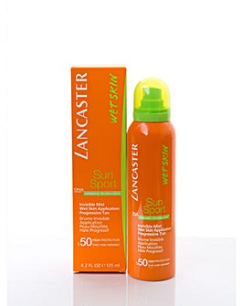 Lancaster Sun Wet Skin Application Spf50