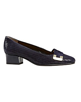 Van Dal Duchess - Midnight Chevron Prt /