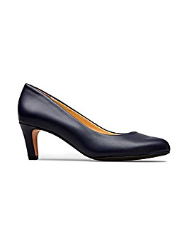 Van Dal Linden Court Shoes Wide E Fit
