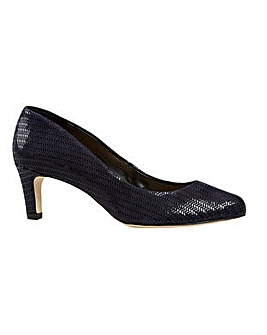 Van Dal Lowe - Midnight Chevron Prt