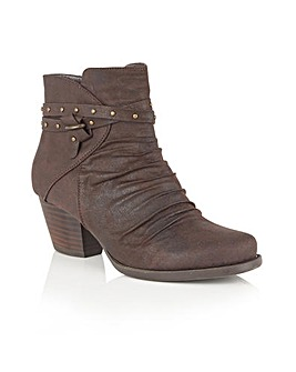 LOTUS PHILOX ANKLE BOOTS
