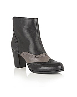 LOTUS HALONA ANKLE BOOTS