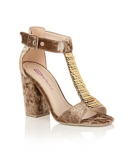 Dolcis Gigi heeled sandals