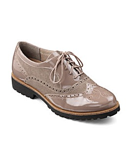 Hotter Stevie Dual Fit Brogue
