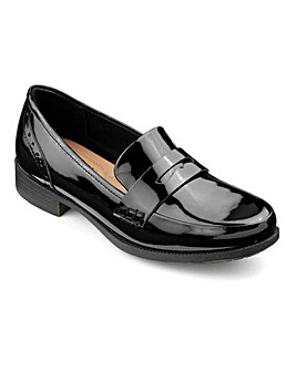 Hotter Crimdon Soft Leather Loafer