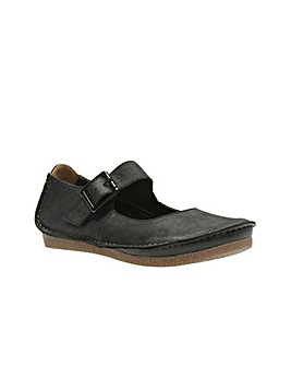 Clarks Janey June Shoes