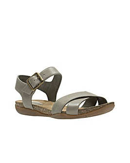 Clarks Autumn Air Sandals