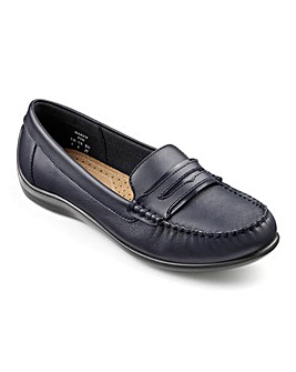 Hotter Darcy Ladies Slip On Shoe