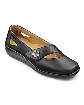 Hotter Bliss Touch Fastening Shoe