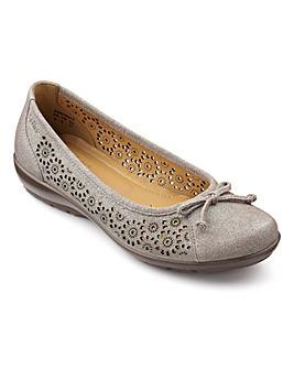 Hotter Precious Ballerina Shoe