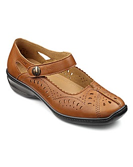Hotter Chile Ladies Casual Shoe