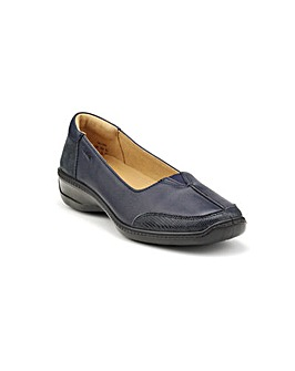 Hotter Gillian Ladies Slip On Shoe
