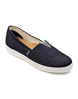 Hotter Laurel Ladies Slip On Shoe
