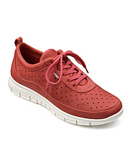 Hotter Gravity Ladies Lace Up Shoe