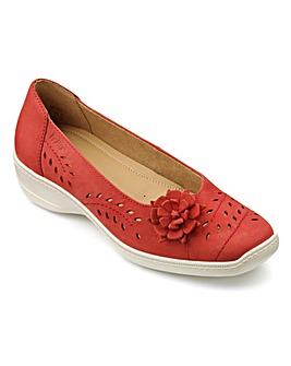 Hotter Mexico Slip On Shoe