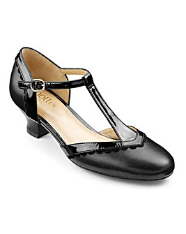 Hotter Viviene T Bar Shoe
