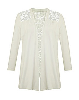 Grace Made in Britain lace cardigan