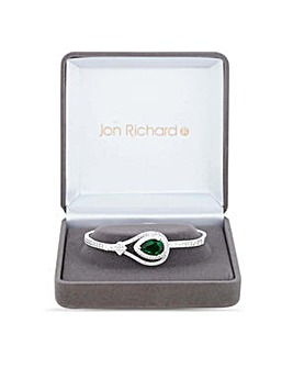 Jon Richard Green statement bangle