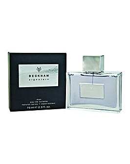 David Beckham Signature EDT For Him