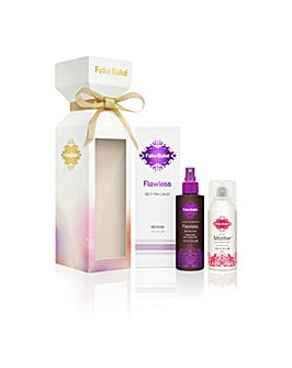 Fake Bake Gift Set Flawless