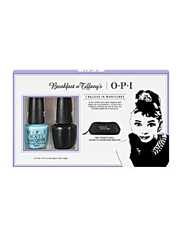 OPI Breakfast at Tiffanys Duo Set