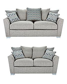 Maya Three plus Two Seater Sofa