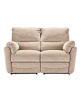 Harmony Two Seater Recliner Sofa