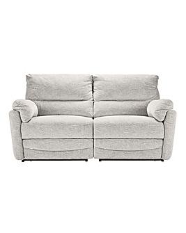 Harmony Three Seater Recliner Sofa