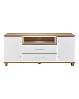 Valencia Large Sideboard LED