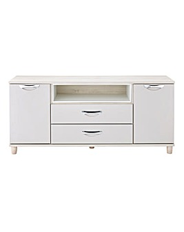 Athens Large Sideboard with LED