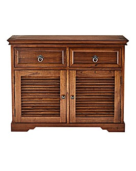 Colonial 2 Door 2 Drawer Sideboard