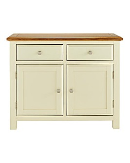Taunton Oak 2 Door 2 Drawer Sideboard