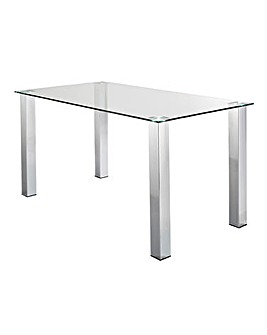 Primo Large Rectangular Dining Table