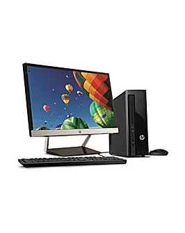 HP Desktop & Monitor Bundle