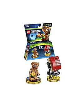 Lego Dimensions E.T. Fun Pack All Format