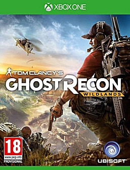 Tom Clancys Ghost Recon Wildlands Xbox1
