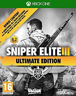 Sniper Elite III Ultimate Edition Xbox 1