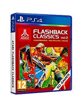 Atari Flashback Classics - Vol 2 PS4