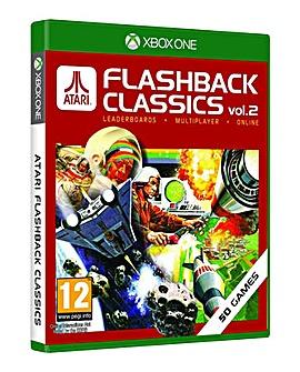 Atari Flashback Classics  Vol 2 Xbox One
