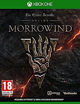 The Elder Scrolls Online Morrowind XB1