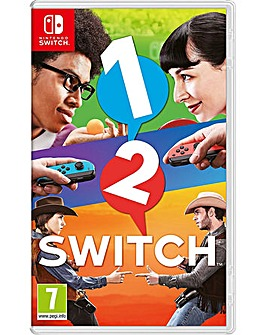 1 - 2 Switch Nintendo Switch