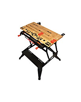 Wm825  Dual Height Workmate