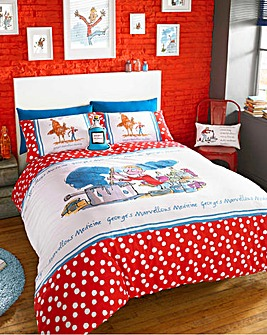Georges Marvellous Medicine Single Duvet