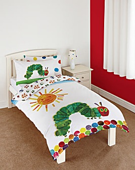 The Very Hungary Caterpillar Panel Duvet