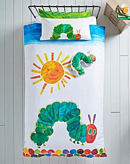 The Very Hungary Caterpillar Perso Duvet