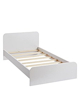 Willow Single Wooden Bed
