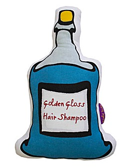 Roald Dahl 3D Shampoo Bottle Cushion