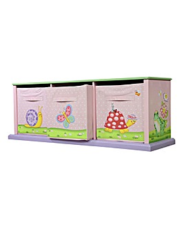 Magic Garden 3 Bag Storage Cabinet